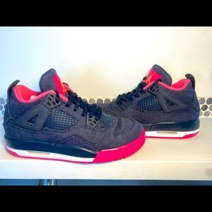 "Jordan 4s Retro GG ""Denim""✨"